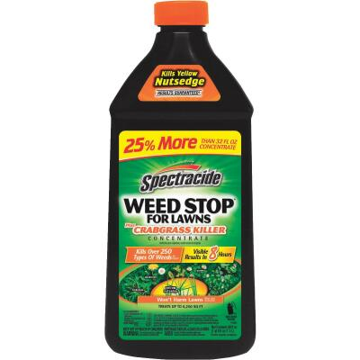 Spectracide Weed Stop 40 Oz. Concentrate Crabgrass & Weed Killer