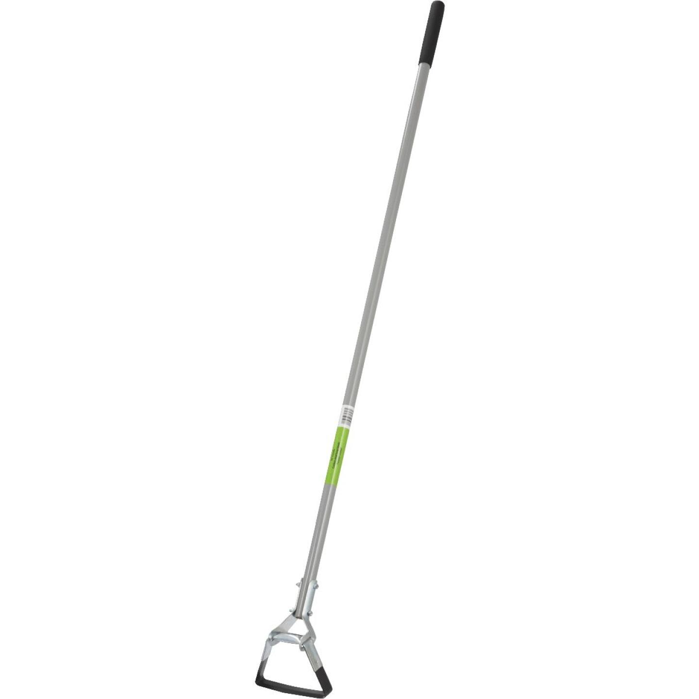 Best Garden 50 In. Fiberglass Handle Loop Action Hoe Image 1