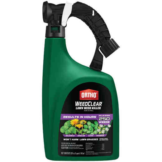Ortho WeedClear 32 Oz. Ready To Spray Hose End Southern Lawn Weed Killer