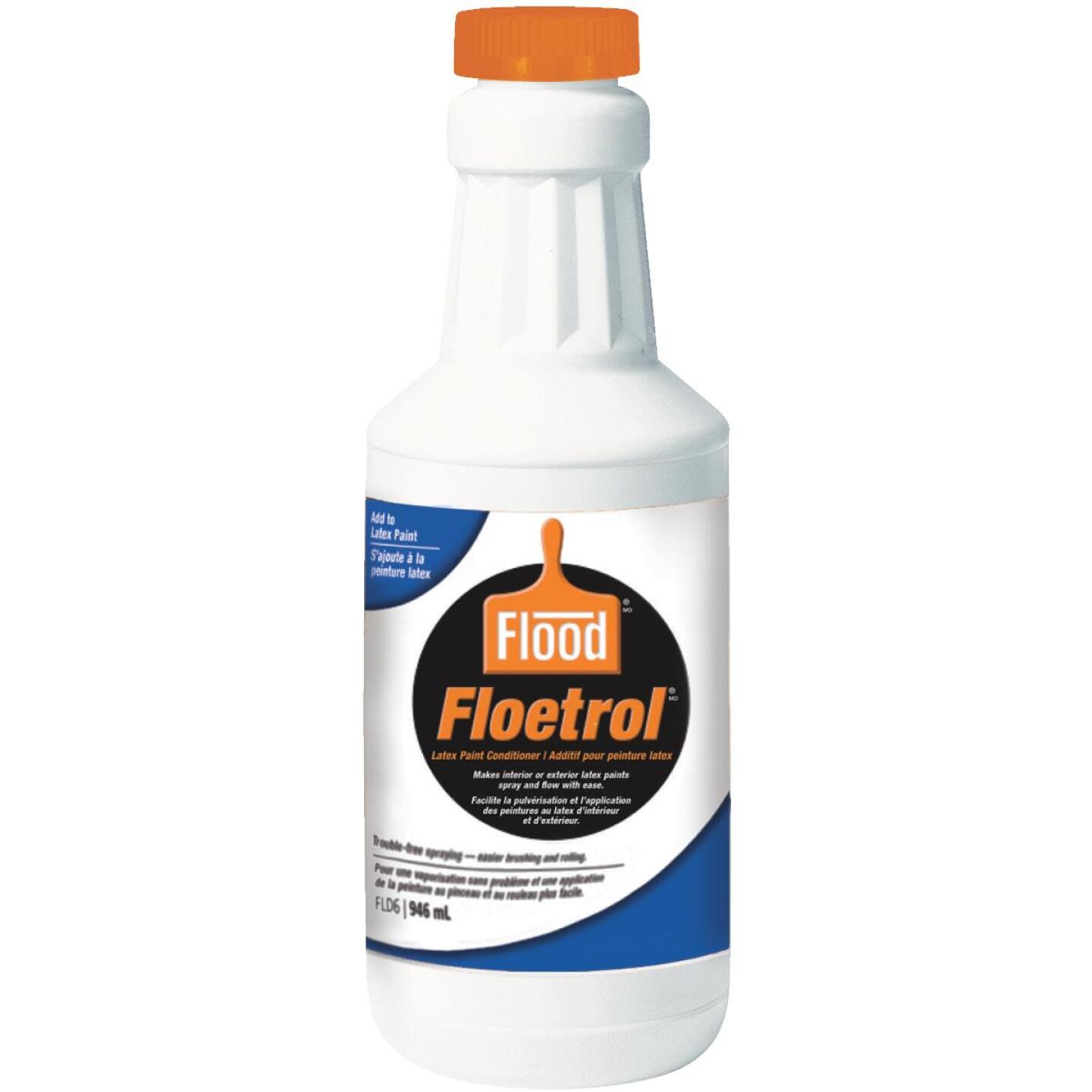 Flood Floetrol Latex Paint Conditioner 1 Qt Btu Do It Center
