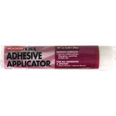 Wooster 9 In. x 1/8 In. Adhesive Applicator Specialty Roller Cover