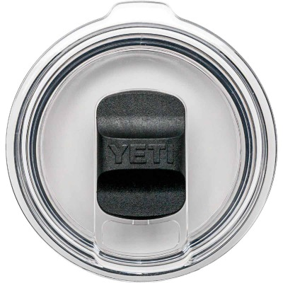 Yeti Rambler MagSlider 10 To 20 Oz. Clear Plastic Tumbler Lid