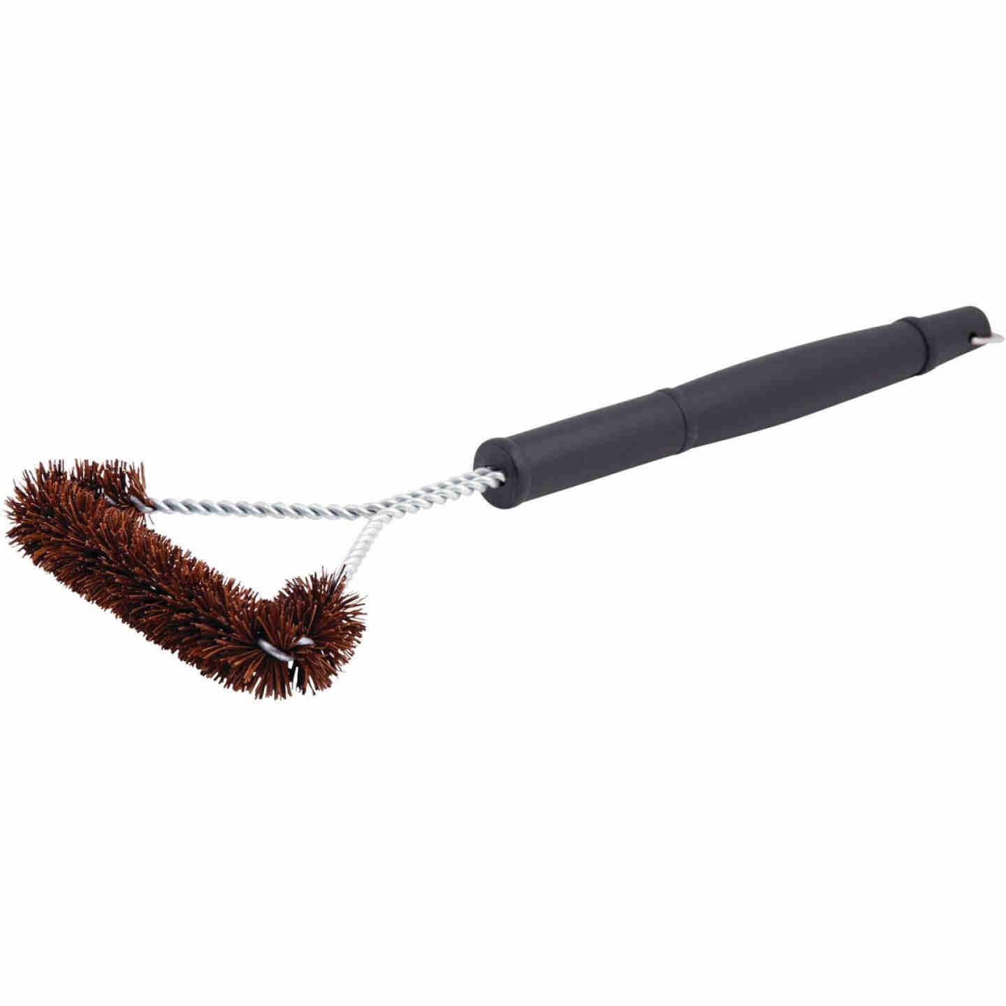 Grillpro 18 In. Extra Wide Palmyra Grill Brush Image 1
