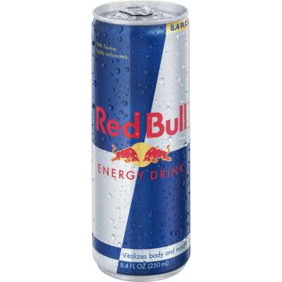 Red Bull 8.4 Oz. Original Flavor Energy Drink